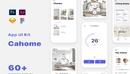Cahome - Smart Home UI Kit-缩略图