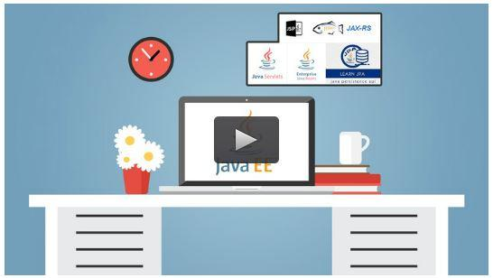 The Java EE Course build a Java EE app from scratch