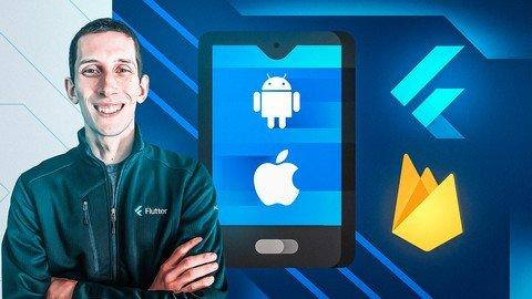 Flutter Firebase Build a Complete App for iOS Android