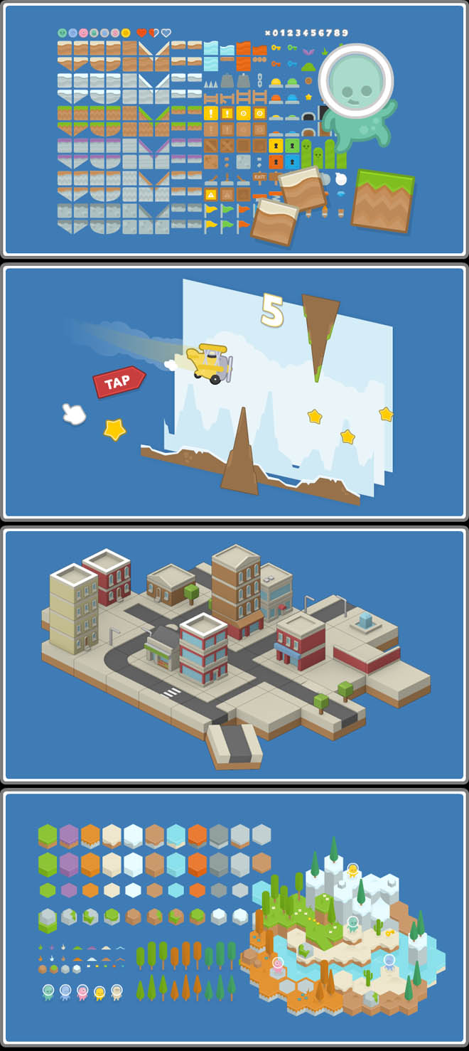 Kenney Game Assets [15.000+ gfx for games