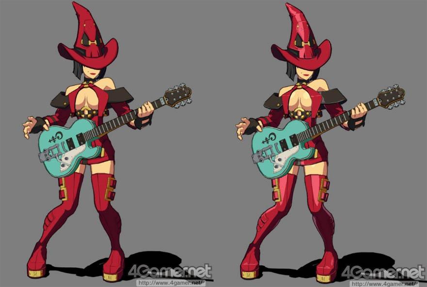 「GUILTY GEAR Xrd -SIGN-」中实现的「纯卡通动画的实时3D图形」的秘密,前篇(2)