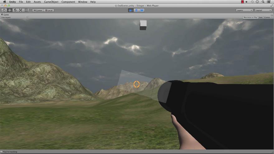 CGCookie - unity 3d 里创建追踪型武器系统教程