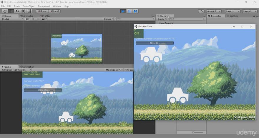 Unity 游戏开发教程1-4部