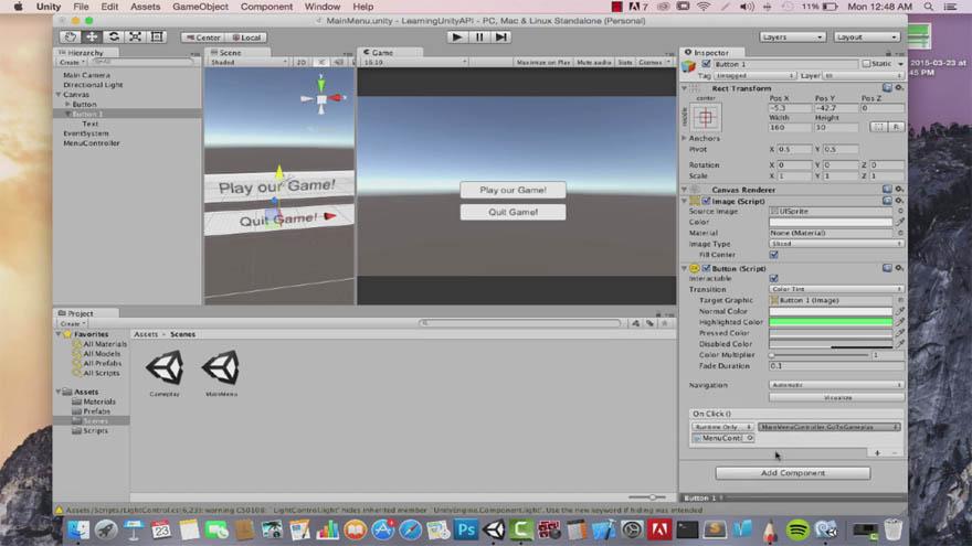 Unity 5专业指南 - 开发一个突破性的游戏!