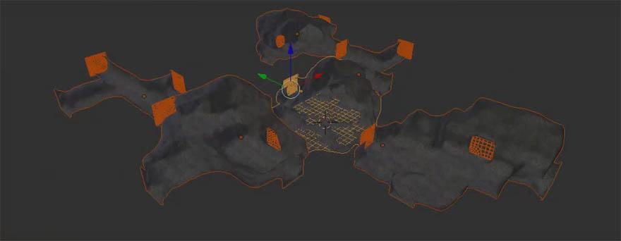 Udemy - Blender 为 Unity 游戏开发的建模教程