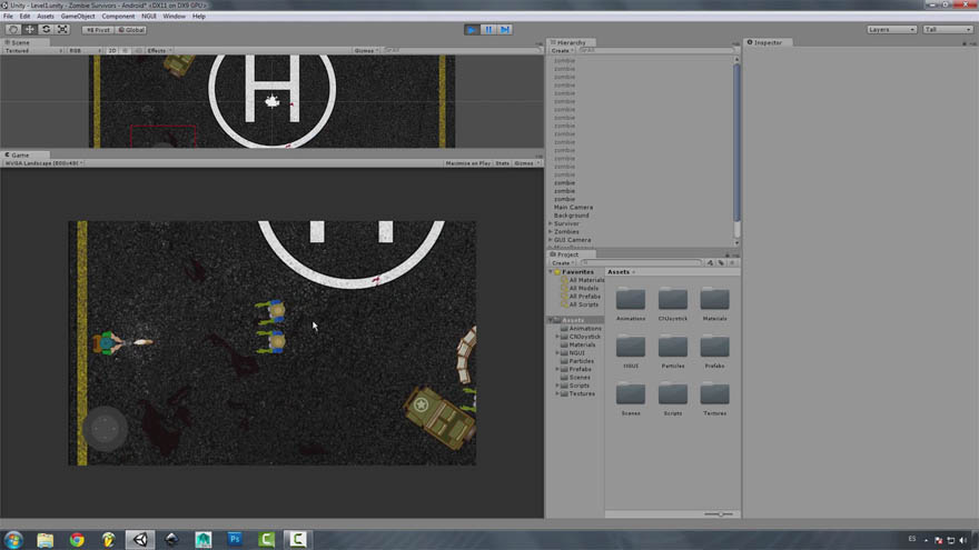 Udemy - 使用Unity3D开发安卓系统的2D游戏