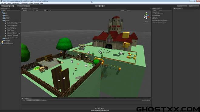 Walker Boy Studio Unity 3D Complete HD Tutorials
