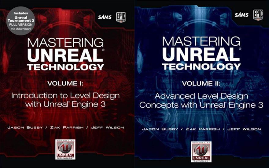 Unreal引擎教程第一期+第二期电子书