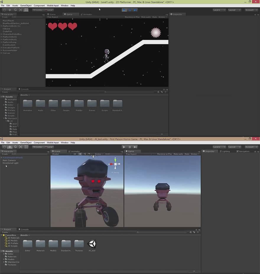 Udemy - Unity 5 游戏开发教程