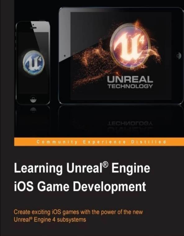 虚幻引擎 iOS 游戏开发教程电子书