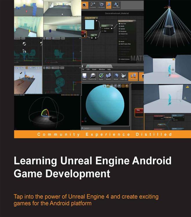 学习虚幻引擎开发安卓游戏电子书2015版
