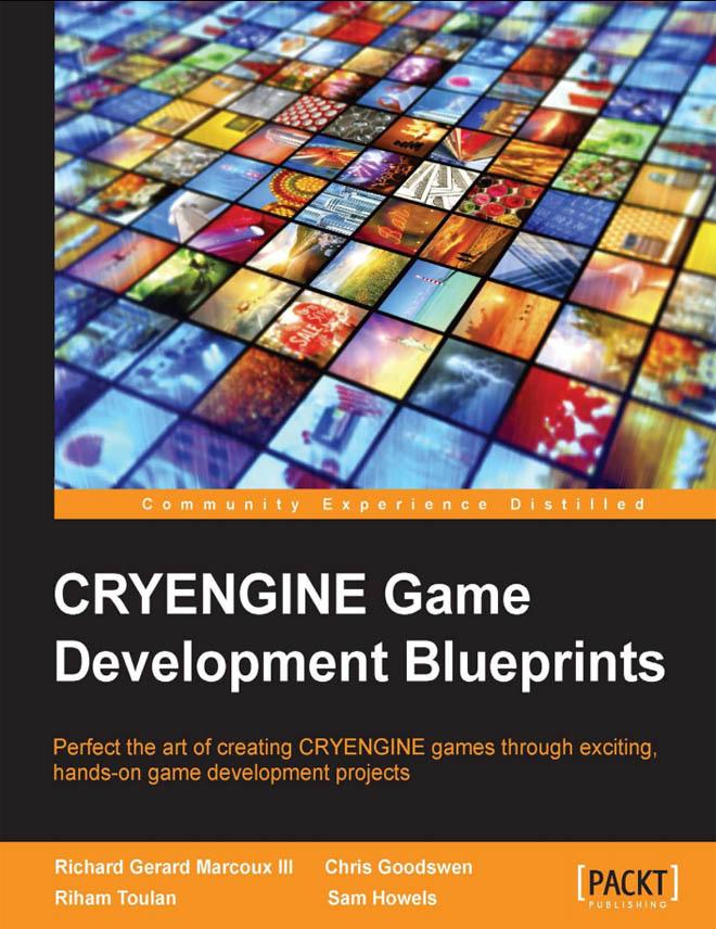 孤岛危机引擎游戏开发蓝皮书英文版