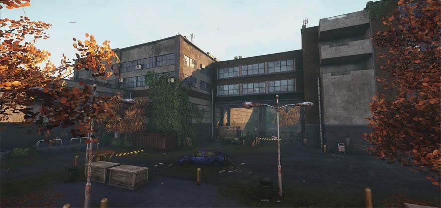 Udemy - 学习在CryEngine创建关卡的基础教程