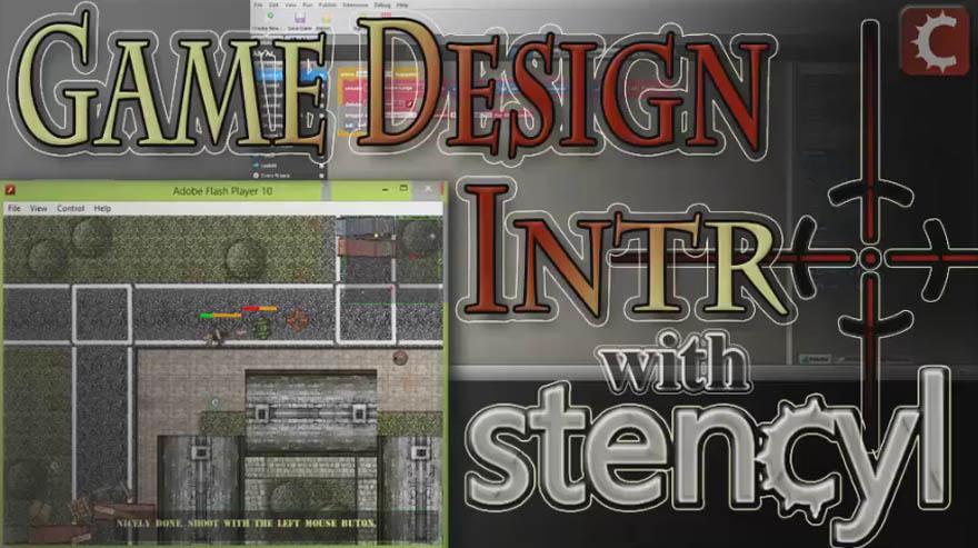 Udemy - 用 Stencyl 创建你第一个电脑游戏
