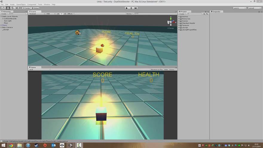 Udemy - 在Unity 里使用 uScript 开发游戏教程