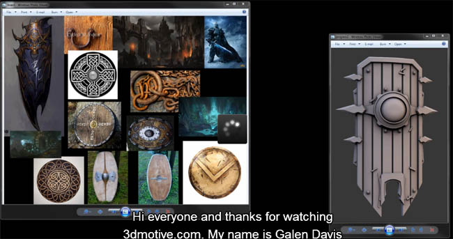 3DMotive - Creating and Texturing a FS with DDO Vol 2