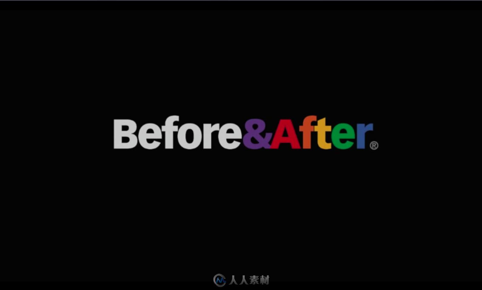 before&after 平面版式设计一二季全套视频教程