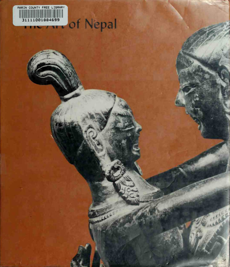 尼泊尔古代艺术扫描版