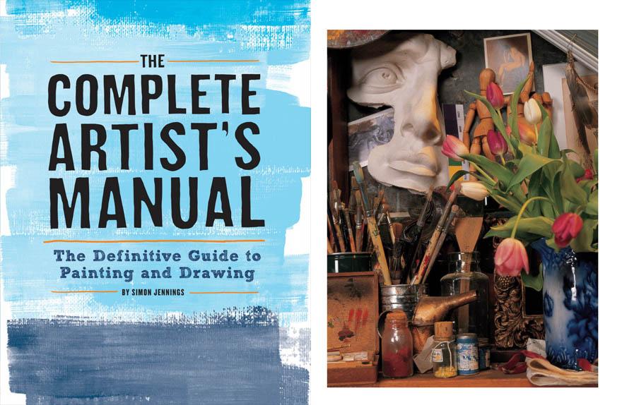 Complete Artist Manual 艺术家完全手册