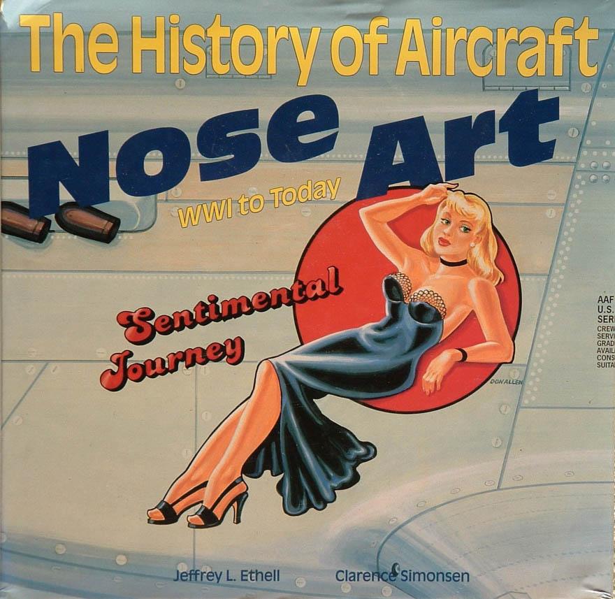 第一次世界大战到今天飞机机头艺术史