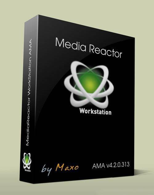 Drastic MediaReactor WorkStation AMA v4.2.0.313