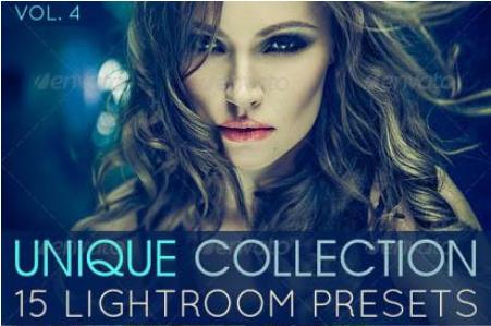 独特的Lightroom预设VOL.4