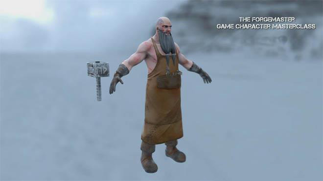 The Forgemaster - 游戏角色创建高级教程