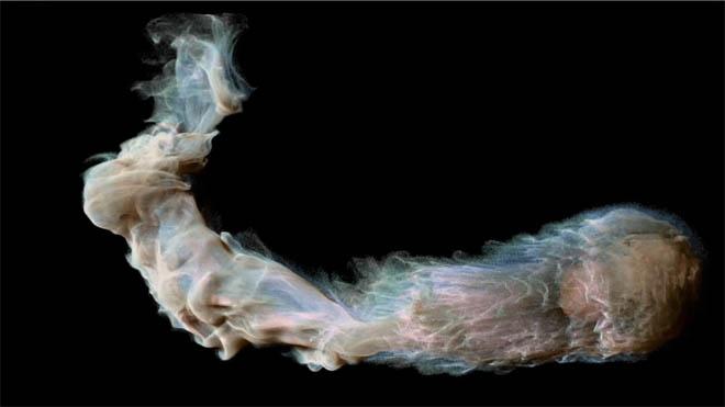 Digital Tutors - 用FumeFX和Krakatoa创建一个逼真的墨滴效果