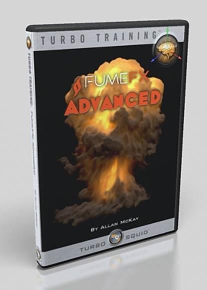 FumeFX - 高级教程