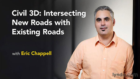 Lynda - Civil 3D: Intersecting New Roads with Existing Roads