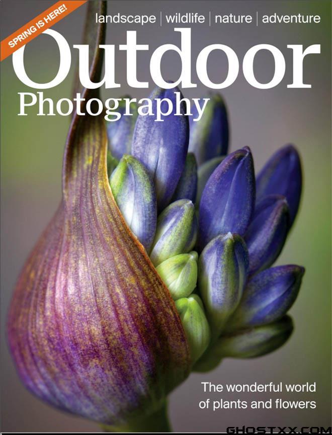 户外摄影师是首屈一指的户外摄影的杂志 Outdoor Photography 2013