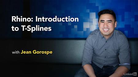 Lynda - Rhino Introduction to T-Splines