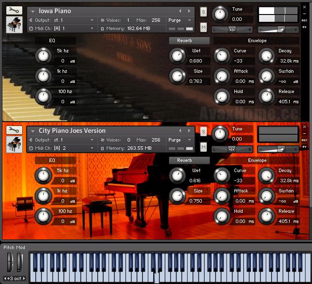 Bigcat Instruments Piano Collection KONTAKT