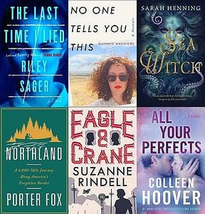 Goodreads: Best Books of the Month - July 2018