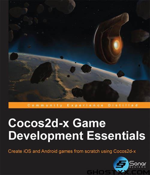 Cocos2d-x 游戏开发教程 2014,pdf格式,英文版