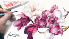 Paint Realistic Watercolor and Botanicals - STUDIO BASICS
