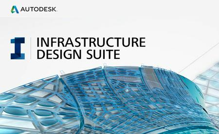 Autodesk Infrastructure Design Suite Ultimate WIN64