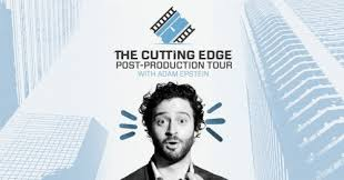 The Cutting Edge Post-Production Tour +中英双字幕