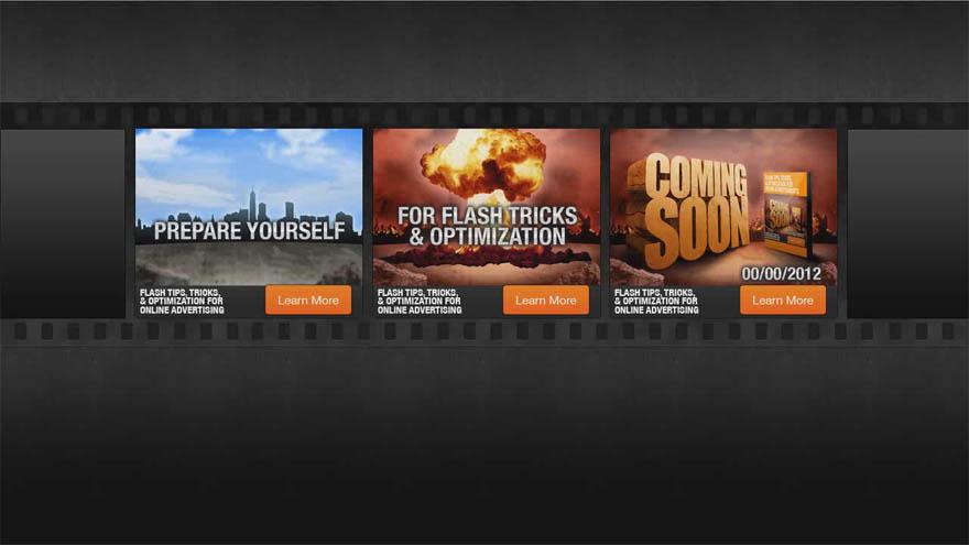 Digital Tutors - 在 Flash 和 Photoshop 里创建引人入胜的广告