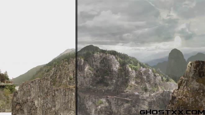 Digital Tutors - 在MARI和NUKE创建VFX环境