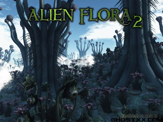 异形植物2 -  vuegen