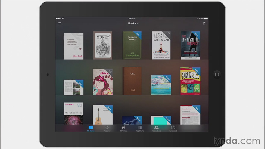 Lynda - InDesign CC 2015 电子书制作视频教程