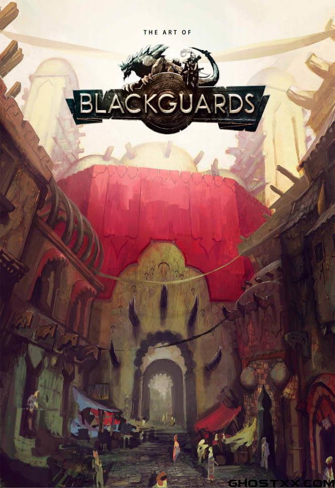 The Art of Blackguards,黑色守卫 艺术书