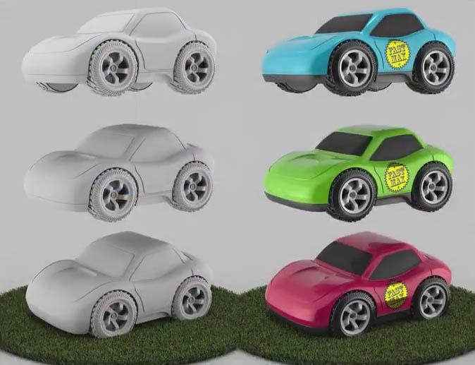 CadJunkie - Modo 501 包装设计和工业产品渲染设计教程