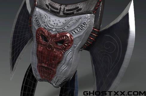 Digital Tutors - 在3ds Max和Mudbox中创建游戏武器
