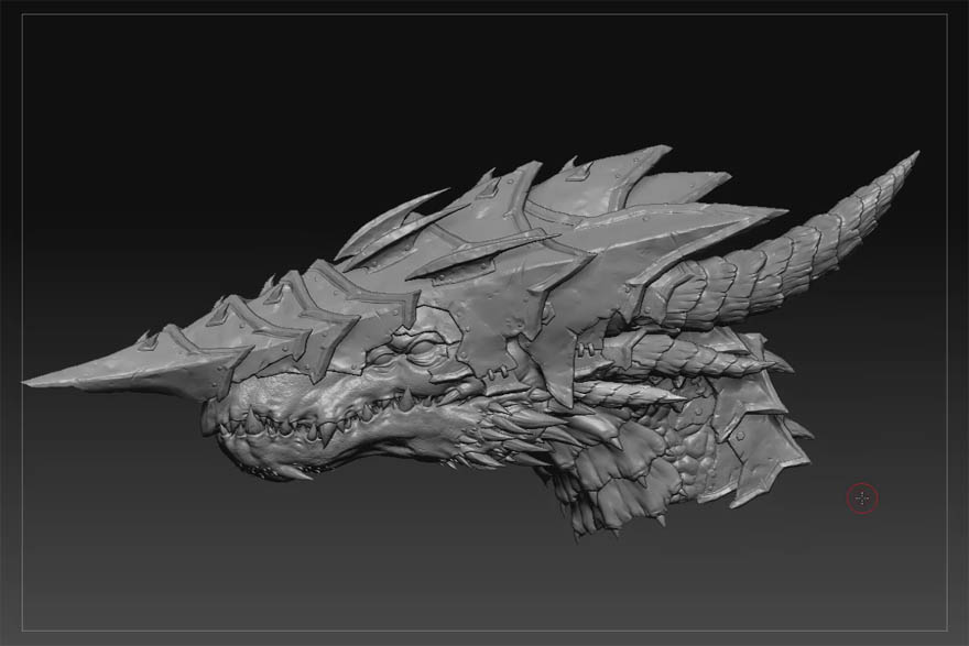 Gumroad - 3D 动物建模教程