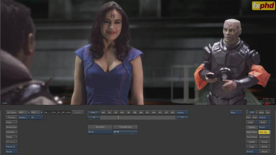 FXPHD - Flame 红矮人合成教程
