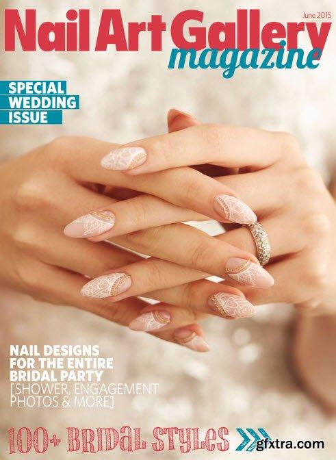Nail Art Gallery Magazine - June 2015