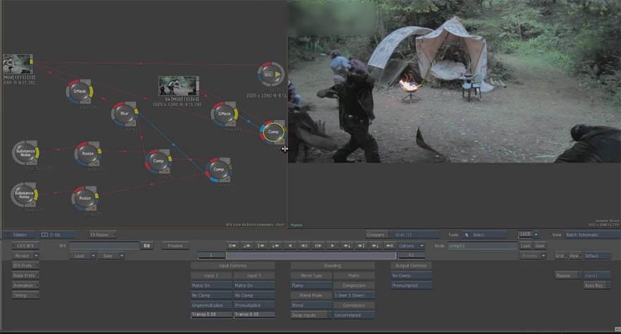 cmiVFX - Autodesk Flame Premium Migration 教程