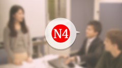 Online Japanese N4 Course(All 15 lessons)